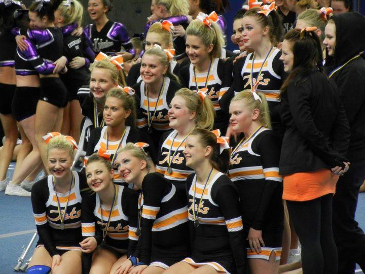 Arlanda Jets Cheerleaders