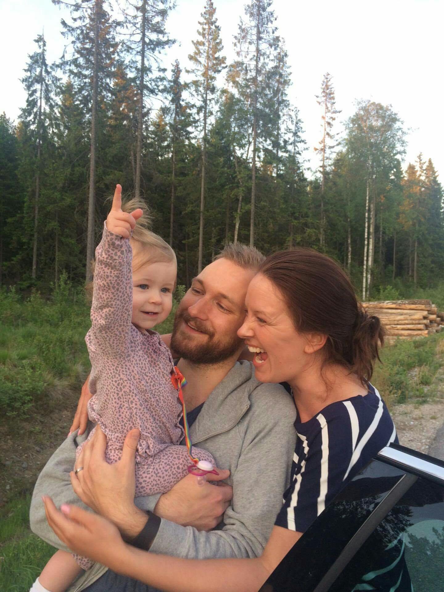 Min fantastiska familj.