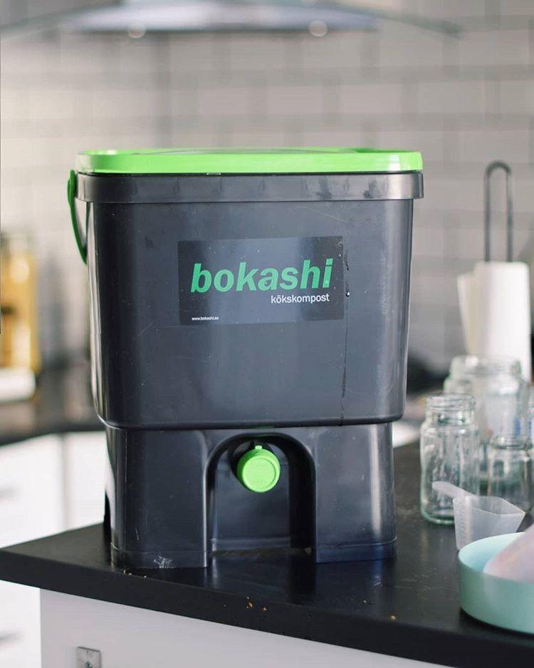 Bokashi hink