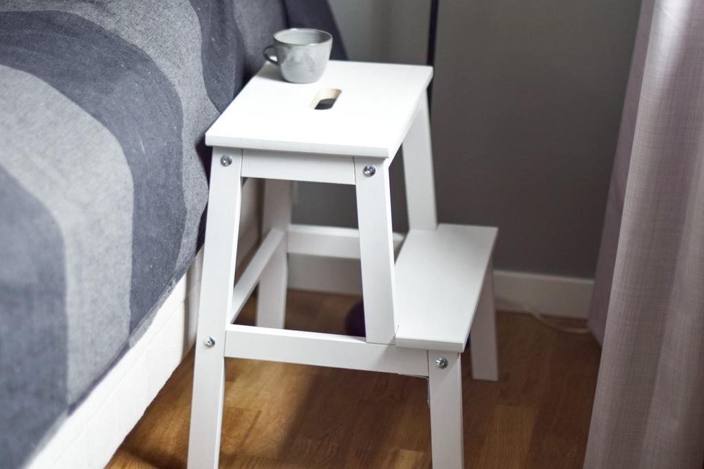 Stegpall Ikea BEKVÄM
