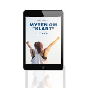 Omslaget till boken Myten om klart